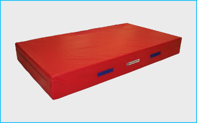 High Density Safety Crash Mat For Hire