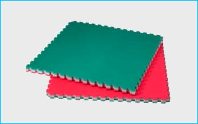 Jigsaw Safety Crash Mats For Hire